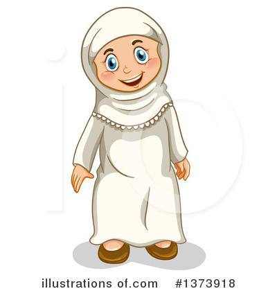 Muslim Clipart #1373918 by Graphics RF