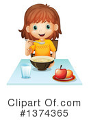 Girl Clipart #1374365 by Graphics RF