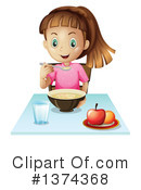 Girl Clipart #1374368 by Graphics RF