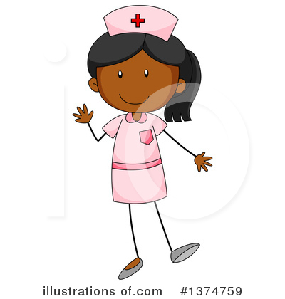 Nurse Clipart #1374759 by Graphics RF