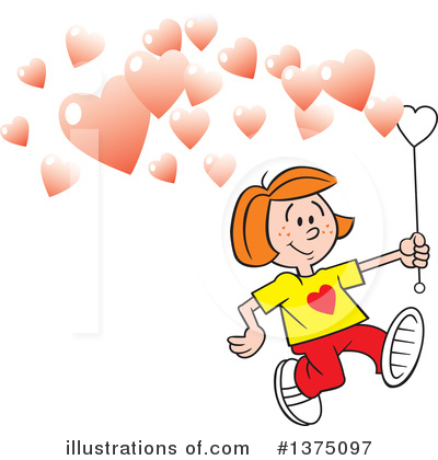 Love Clipart #1375097 by Johnny Sajem