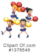 Royalty-Free (RF) Girl Clipart Illustration #1376546