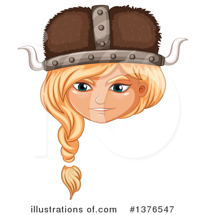 Viking Clipart #1376547 by Graphics RF
