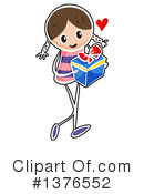 Girl Clipart #1376552 by Graphics RF