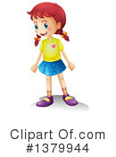 Girl Clipart #1379944 by Graphics RF
