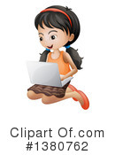 Girl Clipart #1380762 by Graphics RF