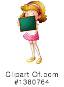 Royalty-Free (RF) Girl Clipart Illustration #1380764