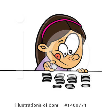 Finance Clipart #1400771 by toonaday