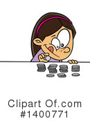 Girl Clipart #1400771 by toonaday