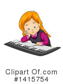 Girl Clipart #1415754 by BNP Design Studio