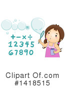 Girl Clipart #1418515 by BNP Design Studio