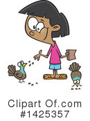 Girl Clipart #1425357 by toonaday