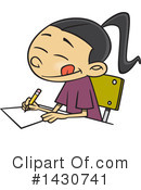 Girl Clipart #1430741 by toonaday