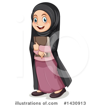 Muslim Clipart #1430913 by Graphics RF