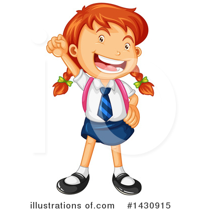 School Clipart #1430915 by Graphics RF