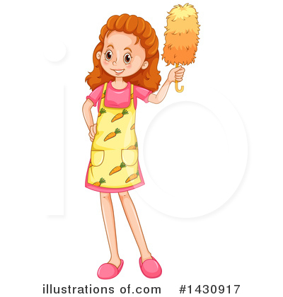 Chores Clipart #1430917 by Graphics RF