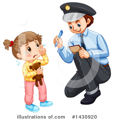 Police Clipart #1430920 by Graphics RF