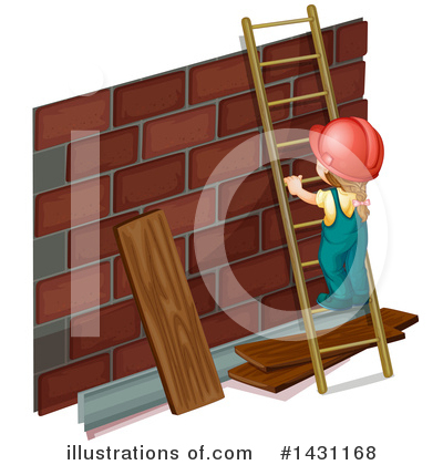 Ladder Clipart #1431168 by Graphics RF