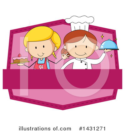 Baking Clipart #1431271 by Graphics RF