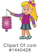 Girl Clipart #1440428 by visekart