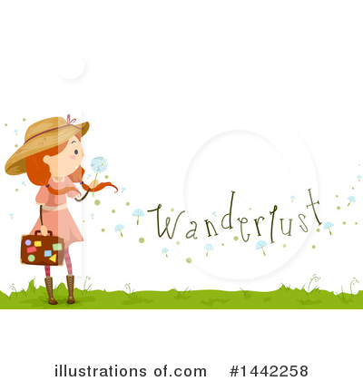 Dandelion Clipart #1442258 by BNP Design Studio