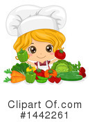 Royalty-Free (RF) Girl Clipart Illustration #1442261