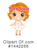 Royalty-Free (RF) Girl Clipart Illustration #1442266