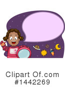 Royalty-Free (RF) Girl Clipart Illustration #1442269