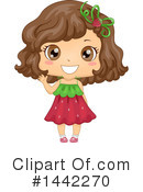 Girl Clipart #1442270 by BNP Design Studio