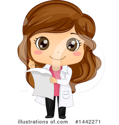 Doctor Clipart #1442271 by BNP Design Studio