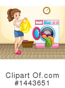 Girl Clipart #1443651 by Graphics RF
