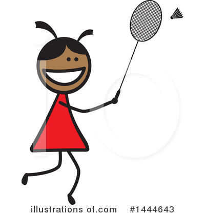 Girl Clipart #1444643 by ColorMagic