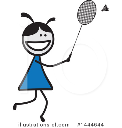 Girl Clipart #1444644 by ColorMagic