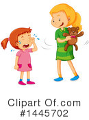 Girl Clipart #1445702 by Graphics RF