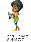 Girl Clipart #1445707 by Graphics RF