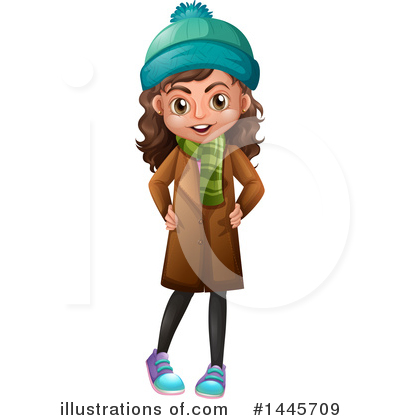 Winter Clipart #1445709 by Graphics RF