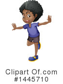 Girl Clipart #1445710 by Graphics RF