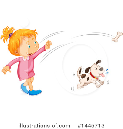 Dog Clipart #1445713 by Graphics RF