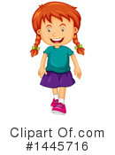 Girl Clipart #1445716 by Graphics RF