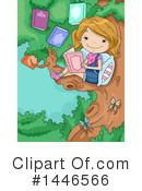 Royalty-Free (RF) Girl Clipart Illustration #1446566