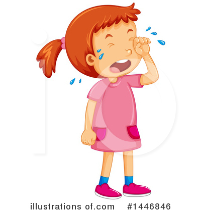 Girl Clipart #1446846 by Graphics RF