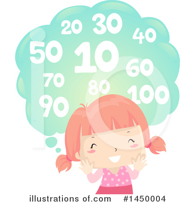 Counting Clipart #1450004 by BNP Design Studio