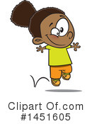 Girl Clipart #1451605 by toonaday