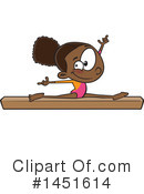 Girl Clipart #1451614 by toonaday