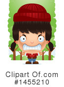 Girl Clipart #1455210 by Cory Thoman