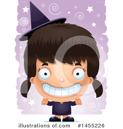 Royalty-Free (RF) Girl Clipart Illustration by Cory Thoman - Stock Sample #1455226
