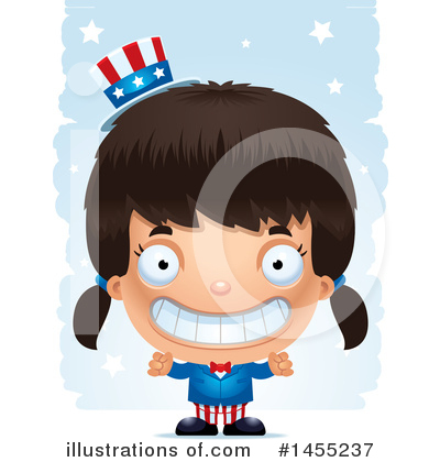 Uncle Sam Clipart #1455237 by Cory Thoman