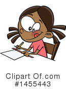Girl Clipart #1455443 by toonaday