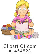 Girl Clipart #1464823 by BNP Design Studio
