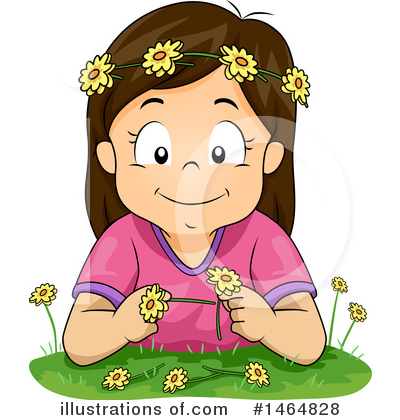 Flower Clipart #1464828 by BNP Design Studio